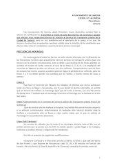 Documento PDF df documento aavv funcionamiento del servicio de transporte p blico urbano