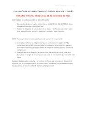 Documento PDF evaluaci n de recuperaci n apoyo de f sica aplicada el dise o