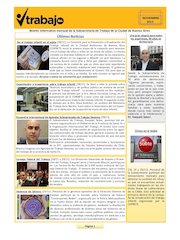 Documento PDF newsletter noviembre