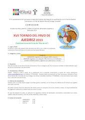 Documento PDF torneo ajedrez pavo 2013