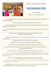 Documento PDF cena inocentes 2013