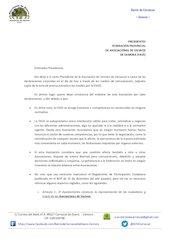 Documento PDF documento presentado a los presidentes de la fave