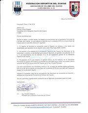 Documento PDF oficio pierina