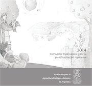 Documento PDF calendario biodinamico 2014