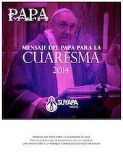 Documento PDF mensaje del papa para la cuaresma de 2014