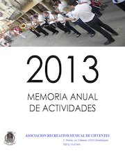 Documento PDF actividades banda cifuentes 2013