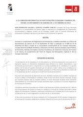 Documento PDF a 0214 moci n cumplimiento reglamento de participaci n ciudadana