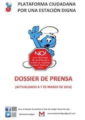 Documento PDF dossier de prensa plataforma actualizado a 7 marzo 2014