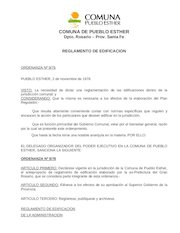 Documento PDF reglamento de edificaci n ano 76