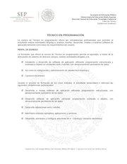Documento PDF programacion