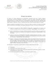 Documento PDF ventas