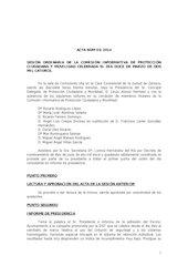 Documento PDF 20140212 acta ci protecci n ciudadana y movilidad 12 03 14