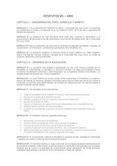 Documento PDF estatutos sfl