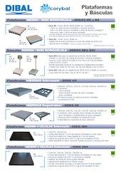 Documento PDF catalogo plataformas v 3 0 corybal