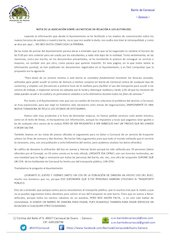 Documento PDF nota de la asociaci n sobre las noticias en relaci n a los autobuses 2