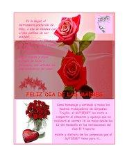 Documento PDF feliz dia de la madre 2014