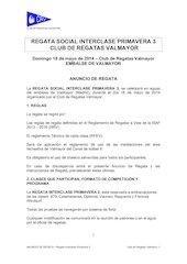 Documento PDF 20140518 anuncio regata social interclase mayo 2014