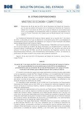 Documento PDF boe 116 de 13 de mayo 2014