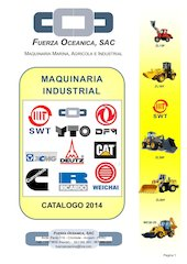 Documento PDF catalogo maquinaria