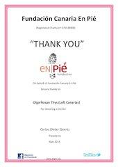 Documento PDF agradecimiento olga