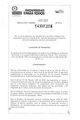 Documento PDF resoluci n 0001223 2014 1