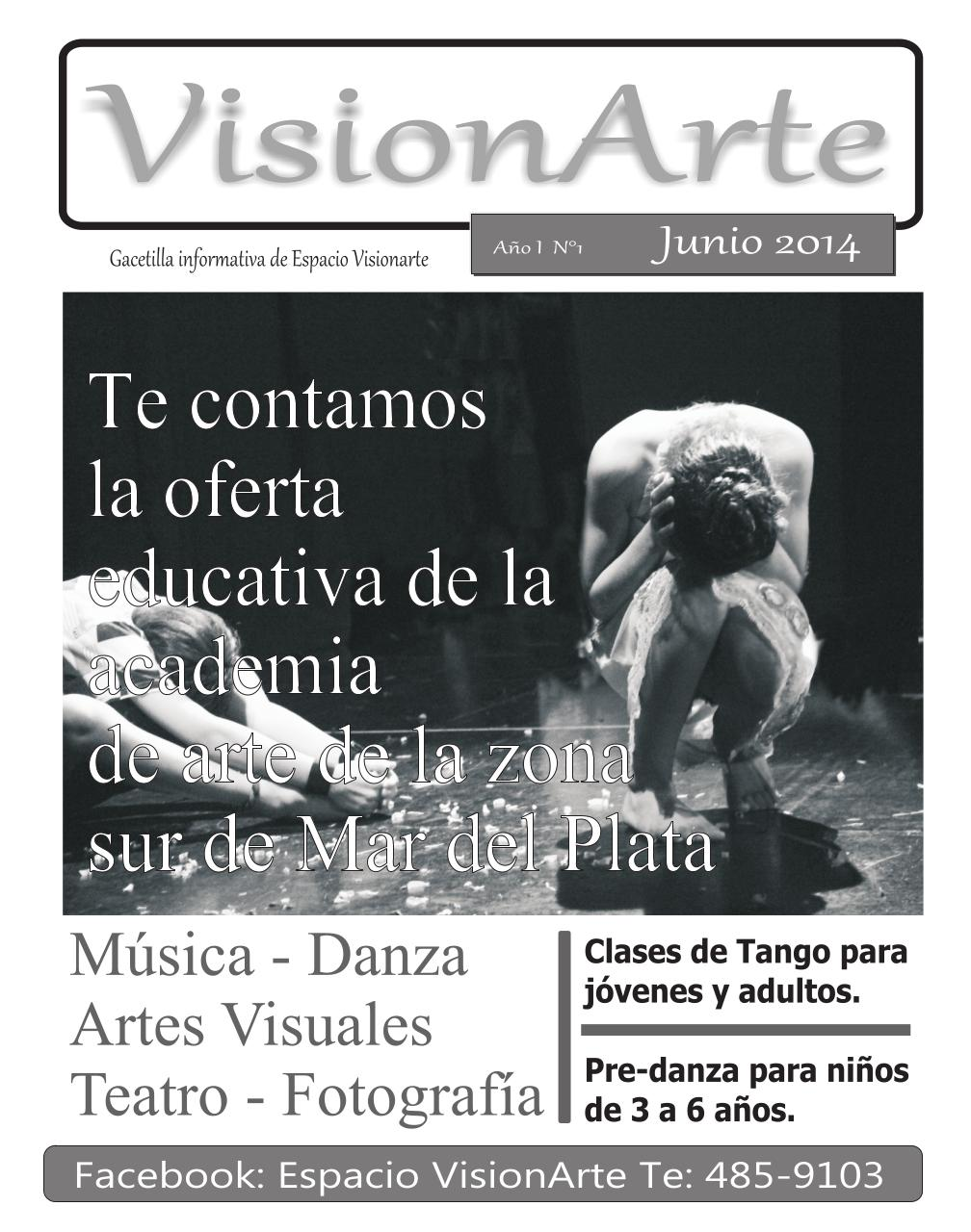 Revista digitall Junio.pdf - página 1/8
