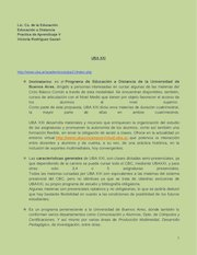 Documento PDF distancia