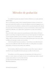 Documento PDF metodos grabacion