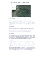 Documento PDF ii traves a playa 2 de luarca