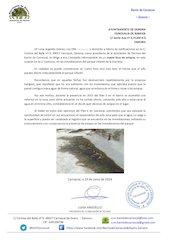 Documento PDF 20140623 al ayto comunicacion nuevo foco avispas c canteras