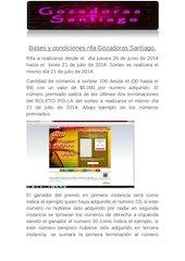 Documento PDF bases y condiciones rifa gozadoras santiago
