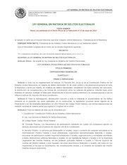 Documento PDF ley gral en materia de delit elec lgmde 2 1