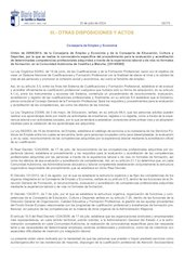 Documento PDF orden acreditacion competencias