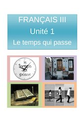 Documento PDF fr3 u1 le temps qui passe