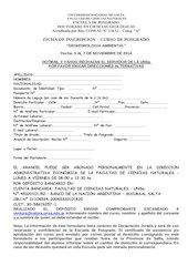 Documento PDF ficha de inscripcion geohidrlogia ambiental