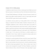 Documento PDF cometa marte