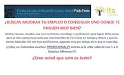 Documento PDF info de curos y becas de la fundacion