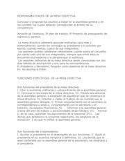 Documento PDF funciones espec ficas de la mesa directiva