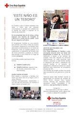 Documento PDF art culo familias de acogida cruz roja 2014 aniv 25