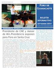 Documento PDF bolet n foro de guanacaste sept 2014