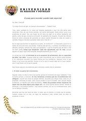 Documento PDF 8 cosas para recordar cuando todo vaya mal