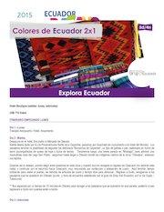 Documento PDF colores de ecuador 2x1