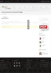 Documento PDF bottega