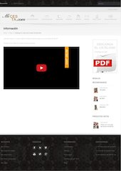 Documento PDF cat logo en v deo de cestas de navidad