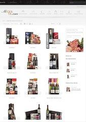 Documento PDF cestas de navidad baratas de 0 a 30 euros