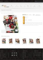 Documento PDF cestas de navidad cesta de mimbre 503