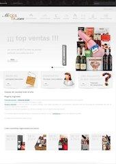 Documento PDF cestas de navidad y regalos de empresa