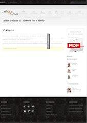 Documento PDF vino el v nculo