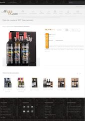 Documento PDF vinos y cavas caja de madera 307 bienbebido