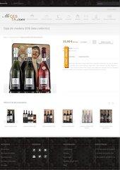 Documento PDF vinos y cavas caja de madera 309 lata codorniu